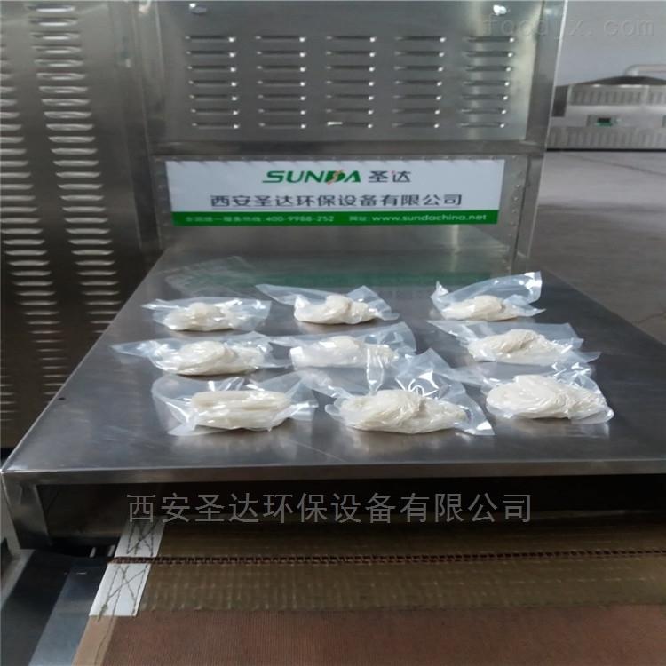 云南米线微波杀菌设备可延长食品保质期