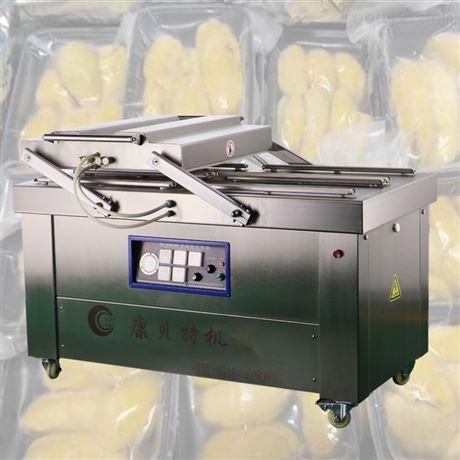 猫山王榴莲肉真空包装机600型