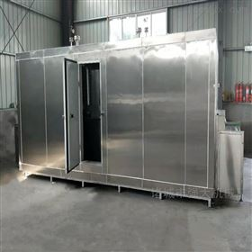 新鲜玉米速冻机 全自动隧道式速冻设备