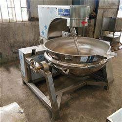 商用不锈钢全自动行星搅拌炒锅