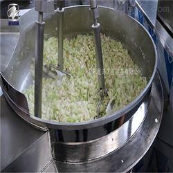 重诺牌豆制品卤煮锅豆干豆腐块蒸煮夹层锅