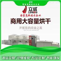 LW-20HMV定制木耳香菇微波杀菌杀虫设备
