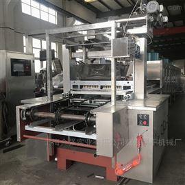 上海合强150~600全自动硬糖棒棒糖浇注生产线