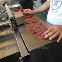 鲜肉切片机连续式切片厚薄可调