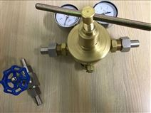 船用空气氮气减压阀
