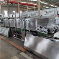 大型連續式速凍糯玉米專用加工設備