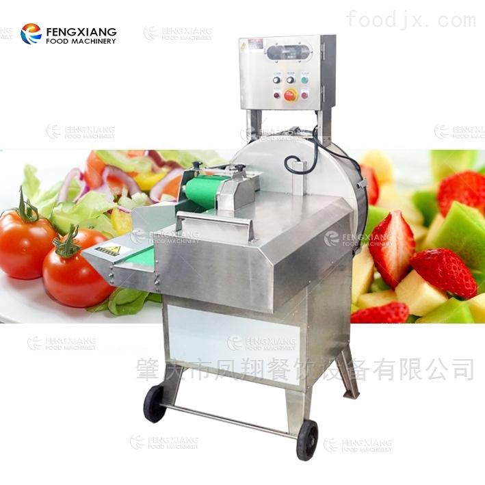 凤翔 大型果蔬切菜机 茄子切片机