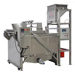 玉米片半自动生产设备