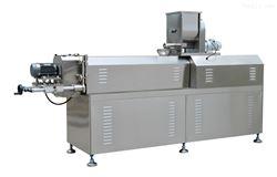 实验双螺杆挤压膨化机 螺旋挤压膨化机