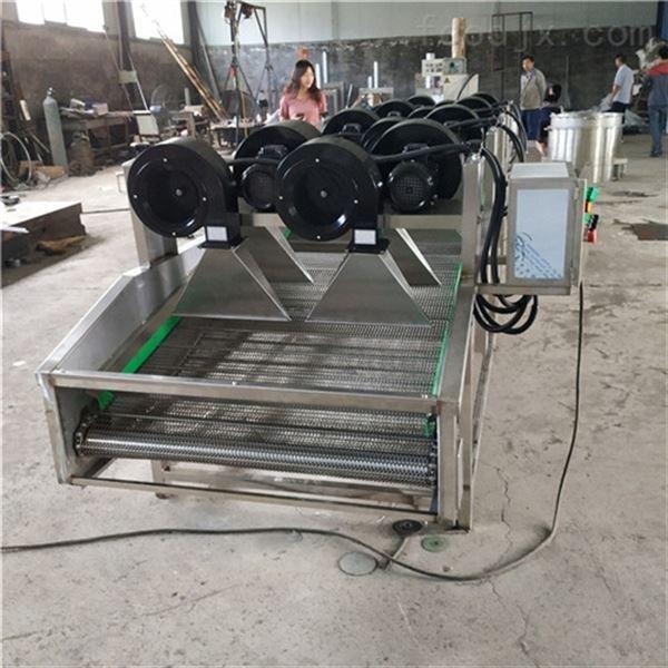 食品包装清洗水分快速吹干设备翻转式风干机