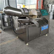 125型大型高速变频红肠肉类斩拌机