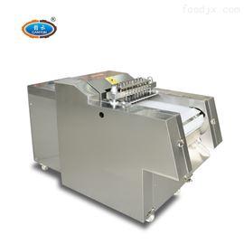冻肉切块排骨冻肉冻鱼冻鸡鸭切块剁块的机器