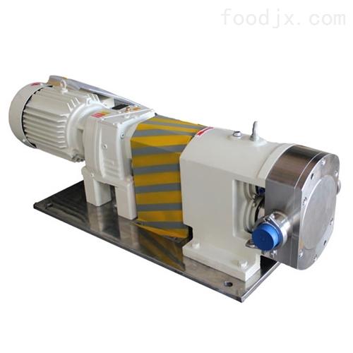 食品卫生级不锈钢转子泵