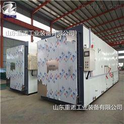 ZN-1000羊肚菌菌棒高温高压灭菌锅方形灭菌柜