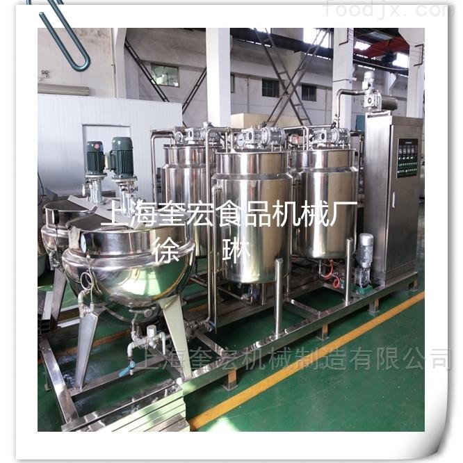 糖果生产线设备