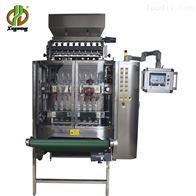 多列食品添加剂颗粒包装机