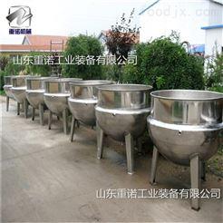 ZN-50粘稠冰粉自动搅拌夹层锅