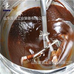 ZN-50黄豆酱自动搅拌夹层锅