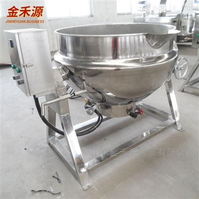 JHY600L商用大型夹层锅