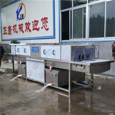 高压喷淋多功能塑料托盘清洗机