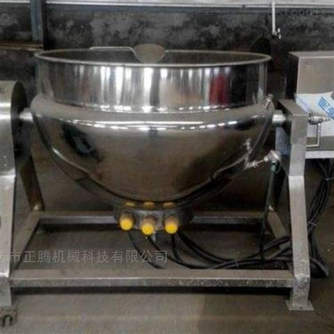 燃气夹层锅操作方法