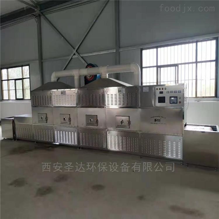 大型全自動瓜子熟化微波烘焙機