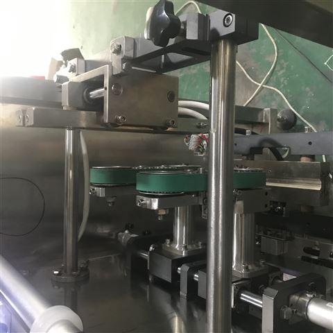全自动420液体翻领包装机