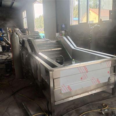 ZD-600生姜去皮毛辊清洗机