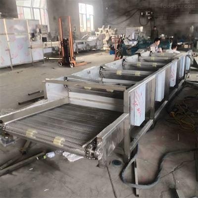 6000连续式海蛎子清洗机海鲜养殖清洗设备
