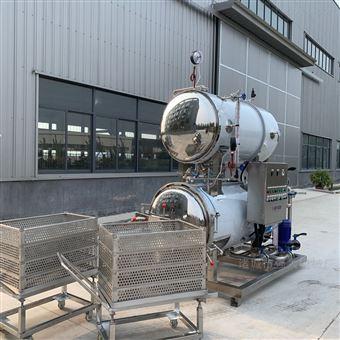 800*1500800杀菌锅产量