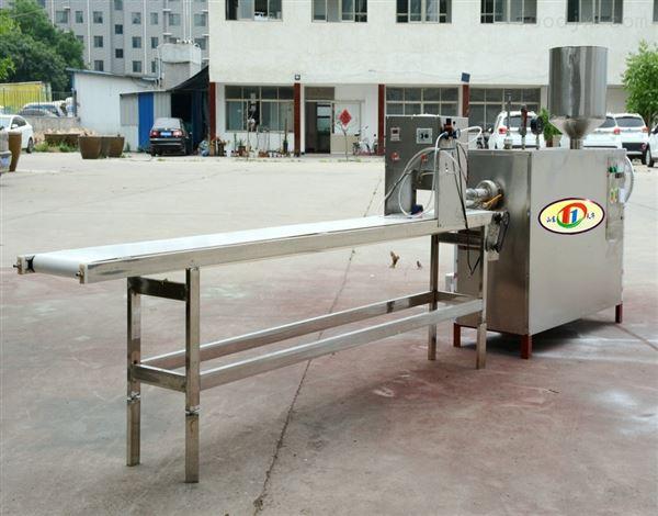 宁波水磨年糕机器制作视频