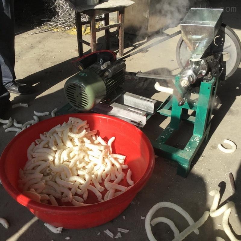 简单操作面粉膨化机技术培训
