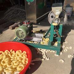 HSP-80全自动玉米膨化机生产视频