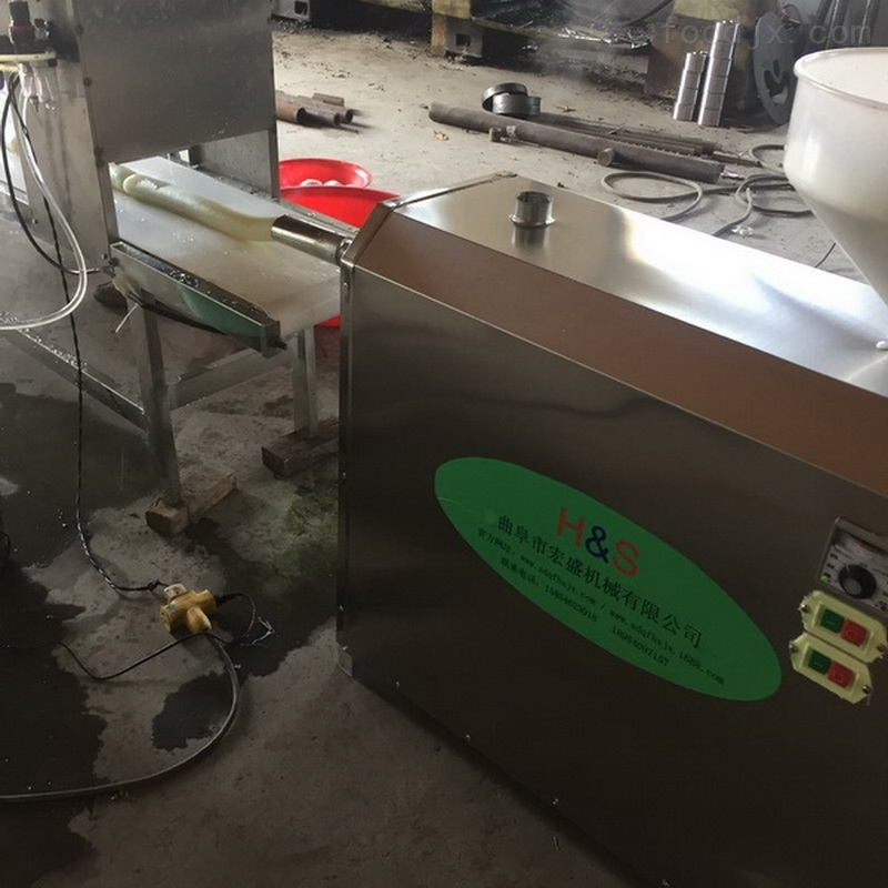 2020爆款虾片机生产