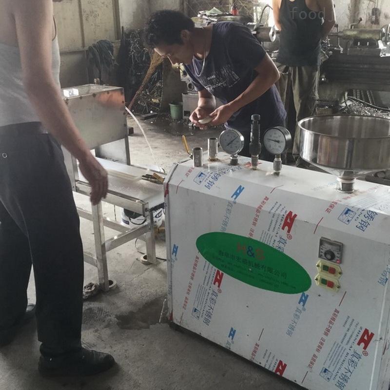 家用小型禾线粉机技术培训