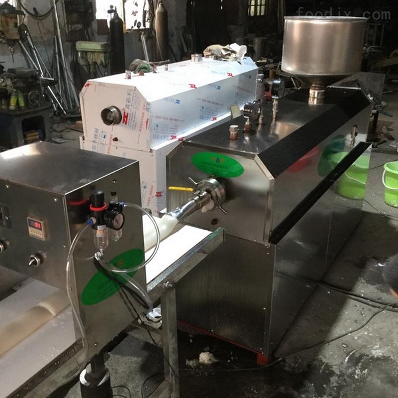 优质水磨年糕机生产