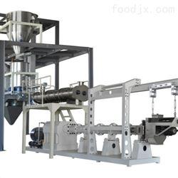 膨化设备~大豆组织拉丝蛋白生产线