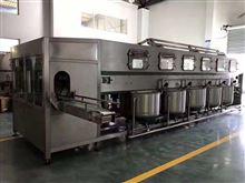 QGF-600全自动18.9L五加仑大桶装水生产线