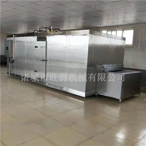 *牛肉链条式速冻机/氟利昂速冻设备