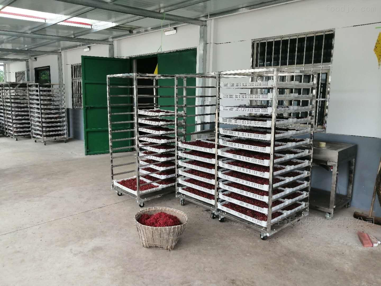 贵州天麻空气能中药材烘干房搭建