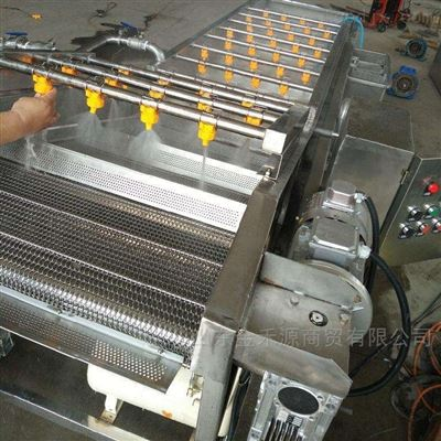 JHY3000净菜加工设备连续式净菜生产线