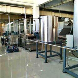 大型环保型吸管设备生产线