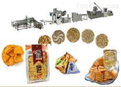 小型米果设备生产线