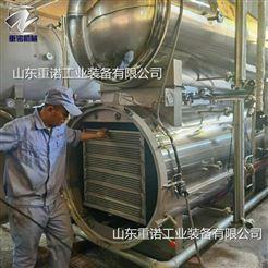 ZN-1200椒麻鸡灭菌锅1200×3600双层杀菌锅