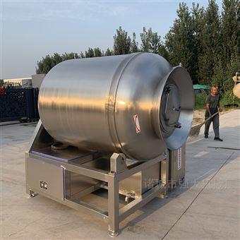 GR-500液压升降真空滚揉机