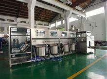 QGF-300全自动五加仑大桶纯净水生产线