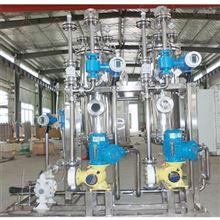 层析柱提取柱提纯柱树脂柱操作机组