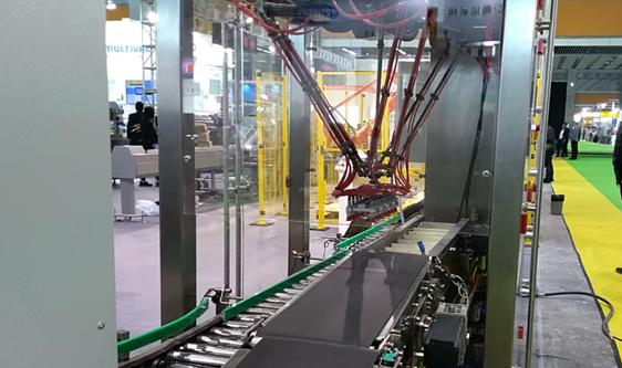 """人工淘汰在即 并联机器人""""上阵""""食品加工线"""