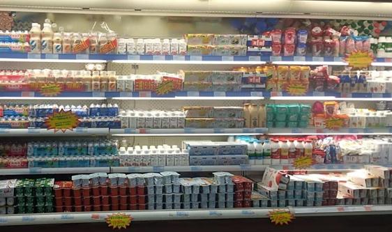 高溫帶來食品安全隱患 冷柜滿足食品儲存需求