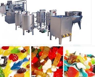 软糖生产线
